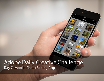 Adobe Daily Creative Challenge - Day 7