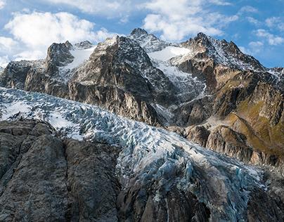 Montagne III - Trient 2012