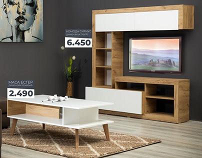 Se za doma - Branding / Photography / Ads managment