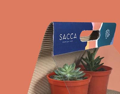 Branding: SACCA Succulents