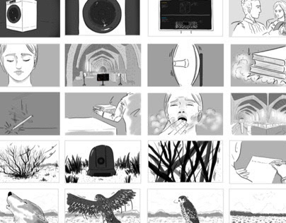 Storyboard collection