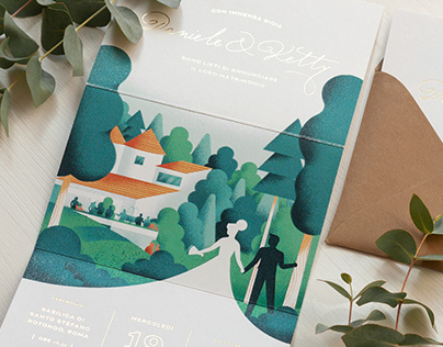 Our Wedding Invite