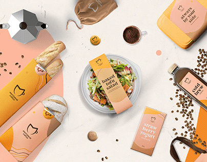Merriment Coffee Branding & Packaging Design