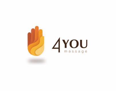 Разработка логотипа для студии массажа