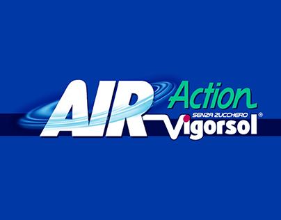 Air Action Vigorsol - Focus Group - Radio