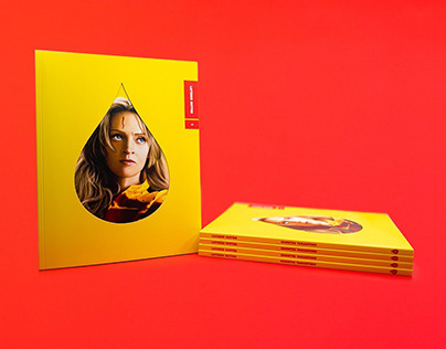 Layered Butter - Quentin Tarantino Product Shots