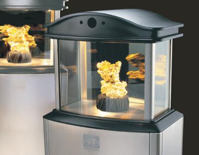 Newmont Gold Display