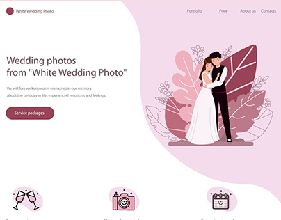 Wedding Project for the website.