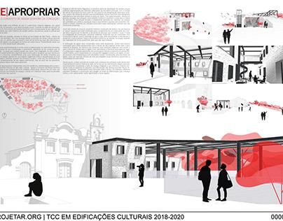 Concurso Projetar.org | TCC Edificações Culturais