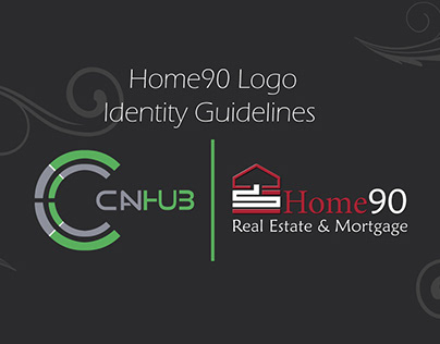 Home90 | Logo Identity Guidelines