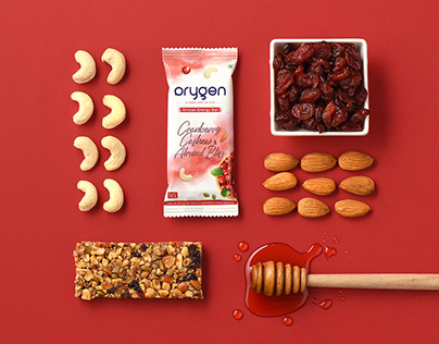 Orygen Protein Bars and Granola