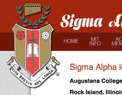 Sigma Alpha Iota Website