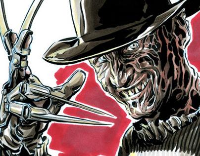 Film, TV & Comic 2012