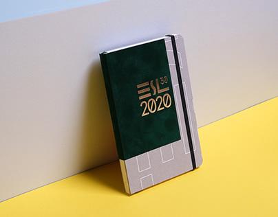 ESL 2020 weekly planner