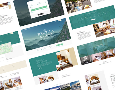 Hotel Irma: Simple and Modern Hotel Website