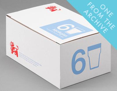Arla Packaging design