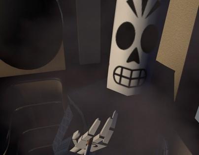 Grim Fandango Tribute