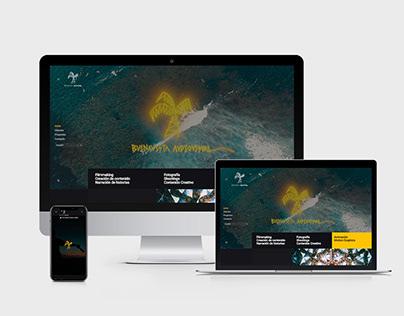 Buenavista Audiovisual - Website
