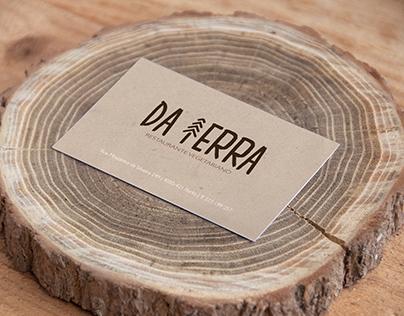 Rebranding of Daterra (vegetarian restaurant)