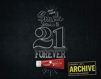 21 Forever - Print / Outdoor