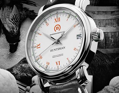 Francesco Zerilli for Bozeman Watch Co.
