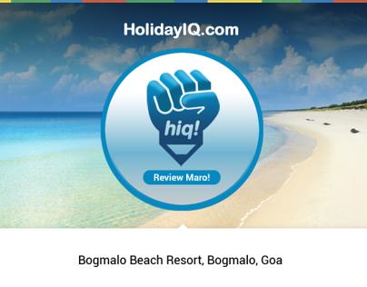 HolidayIQ mobile initiatives