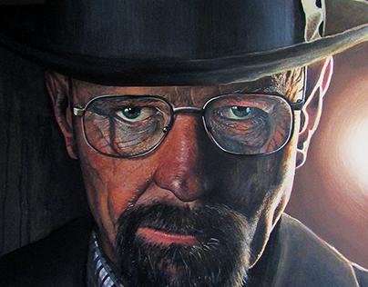 Heisenberg 70x100