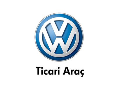 Volkswagen Ticari Araçlar - Web Site Design