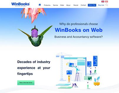 Website WinBooks