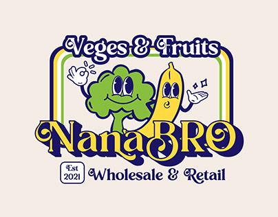 NanaBro Veges & Fruits