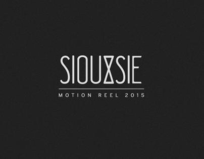 # Motion Reel 2015
