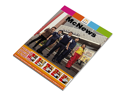 Revista McNews | McDonald's