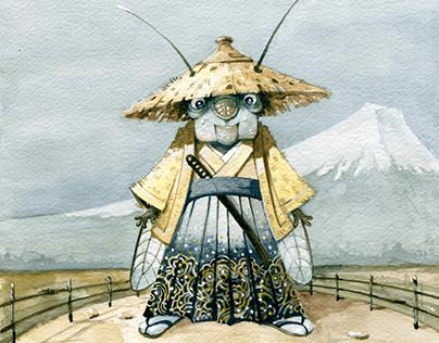 Cicada Bibada (Japan)