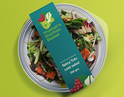 VNB - Salad brand identity