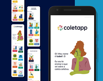 Coletapp - Coleta Seletiva