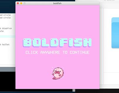 BoldFish Minigame - CTC-1000 Wintersession