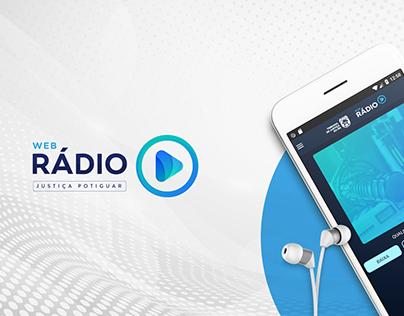 [App] Web Radio do TRJN