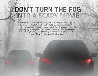 Kia Road Safety Awareness Campaign