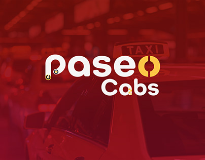 Paseo Cabs Taxi Booking App
