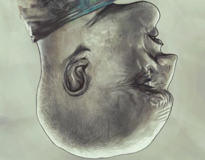 Tarkovsky's Stalker | Personal Poster Experiment