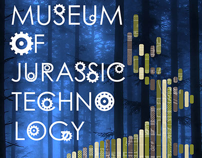 Poster for Jurassic technolocy museum