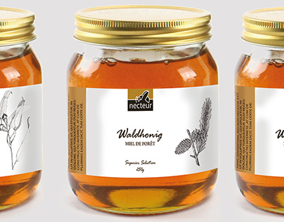 necteur: natural honey