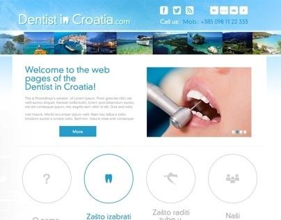 Dentist in Croatia