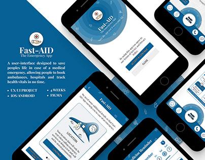 Fast-AID: The Emergency App