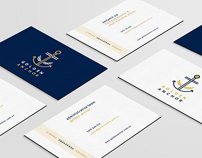 Golden Anchor Branding