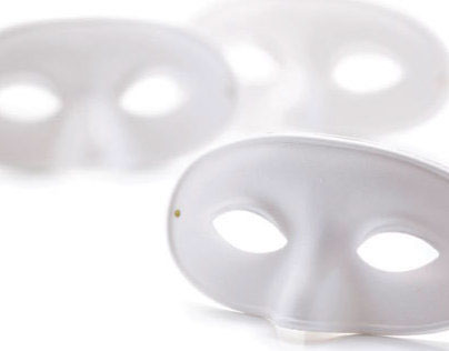 Mask Brochure Photo Shoot