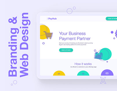 XPayHub Branding and Website