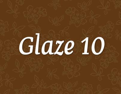 GLAZE 10