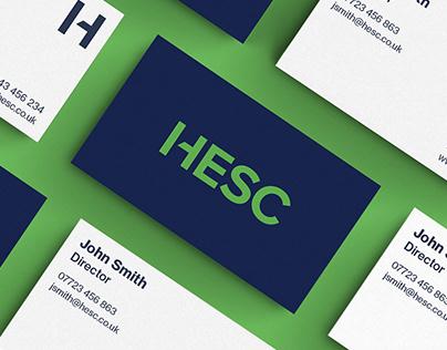 HESC Brand Identity