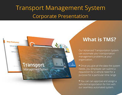 Transport Management System Corporate Presentation
